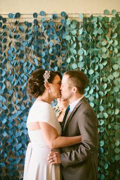 Handmade Texas Wedding: Miranda and Zach