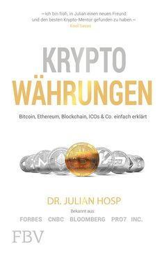 Kryptowährungen: Bitcoin, Ethereum, Blockchain, ICOs & Co. Blockchain, Kool Savas, Super, Engagement Rings, Crystals, Jewelry, Books, Simple, Rings For Engagement