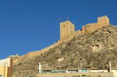 Castillo de Sax. Alicante, Murcia, Valencia, Monument Valley, Portugal, Castle, World, Building, House