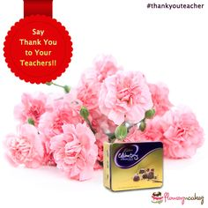 A heartily thank you from you to your teacher will be best gift you can give.