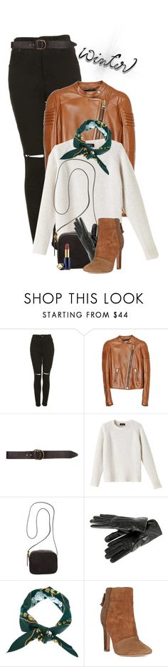 """""""Untitled #2207"""" by lullilia ❤ liked on Polyvore featuring The Ragged Priest, Tom Ford, Billabong, The Row, Hermès, Joie and Estée Lauder"""