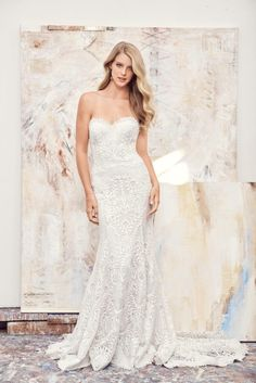 Watters Taylor 2018B Spring 2017 - The Blushing Bride boutique in Frisco, Texas