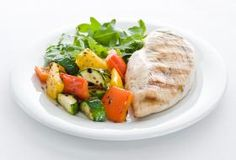 1,200-Calorie, Low-Carb Diet Meal Plan I've been following this for a couple days now and it's a great starting point to learning good portions and eating only what you need to be eating!!! For people like me who have a slow motabolism and love food this plan is a must!