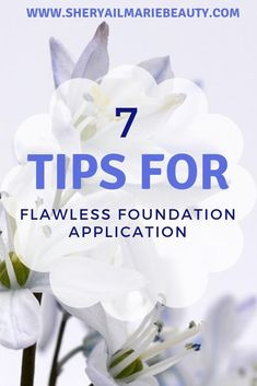 7 Tips For Flawless Foundation Application Flawless Foundation Application, Fashion Models, Makeup Must Haves, Skin Care Tools, Aging Process, Face Primer, Setting Powder, Flawless Skin, Hair Tools