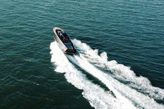 alen yacht's 45 day boat is made for cruising rough waters