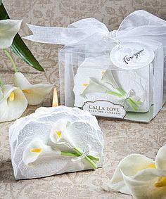 50 Sets Of 2 Calla Lily Gl Coaster Bridal Wedding Favor Coasters And