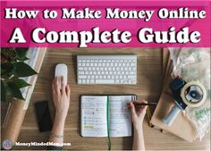 How to Earn Money Online ~  A Complete Guide