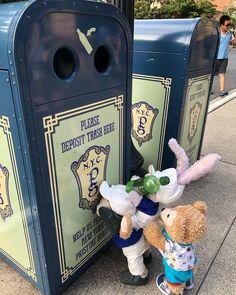 捨てたいのに届かない🥺 コスチューム作成 @coly.coly.coly #YamatoStyle #ダッフィー #ステラルー #いっしょだといいことありそう #ぬい撮り #% Disney Bear, Disney Love, Nurse Brain Sheet, Disney Aesthetic, Bear Art, Duffy, Disneyland, Lunch Box, Kawaii