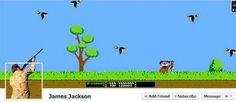 Facebook Timeline Cover - James Jackson