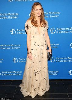 The Olivia Palermo Lookbook : Olivia Palermo At The 2015 American Museum Of Natu...