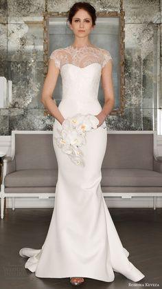 f9da149a87aa romona keveza spring 2017 wedding dresses ode to paris bridal collection  wedding inspirasi  SpringWedding