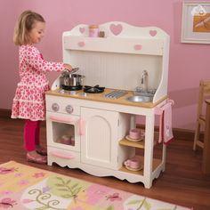 Kuchnia dla dzieci KidKraft Prairie Kitchen 53151 | Zabawki \ Kuchnie dla dzieci |