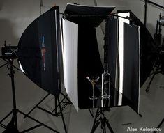 Resultado de imagen para glass photography lighting