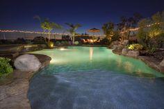 Artwork of Beautiful Pools Design Ideas