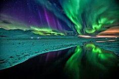 Islanda - la magia dell'aurora boreale