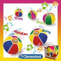 Pallina Magnetica Per Pulizie.13 Fantastiche Immagini Su Baby Clementoni Prima Infanzia