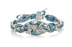 One Vintage Mirelle Bracelet...these would be great for bridesmaids jewelry!