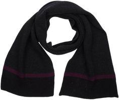 Diesel Black Gold Oblong scarves