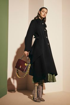 Fendi Pre-Fall 2017 Collection Photos - Vogue