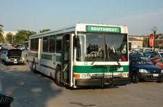 Grove Commuter Shuttle Ikarus bus