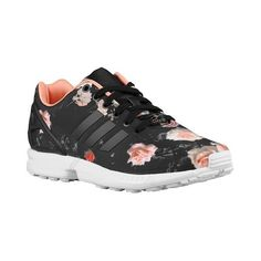 adidas Originals ZX Flux Women's featuring polyvore women's fashion shoes athletic shoes