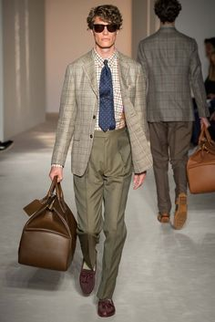 Dunhill S/S 2016