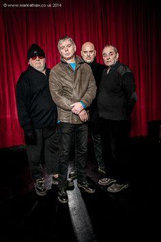 The Stranglers, Photoshoot London, 04/12/2013
