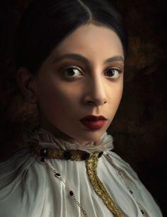 Portrait Conquistador