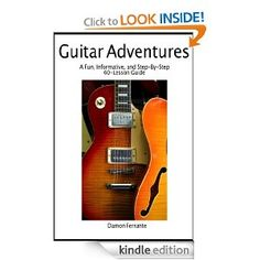 FREE Guitar Adventures: A Fun, Informative, and Step-By-Step Guide to Chords, Beginner & Intermediate Levels, with Companion Lesson and Play-Along Videos (Steeplechase Guitar Instruction) [Kindle Edition] Get Reading, Reading Music, Free Guitar Lessons, Music Lessons, Free Kindle Books, Free Ebooks, Leveled Books, Music Express, Amazing Adventures