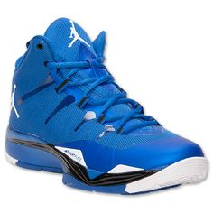 online store bf342 d45ca Jordan Super Fly 2  Blake Griffin Royal  (401 royal negro blanc) ~  manelsanchez.com