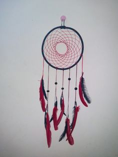 Dream catcher #diy #craft #dream catcher #handmade