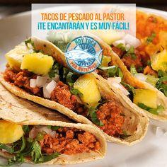 Prepara unos ricos tacos al pastor, aquí la receta  https://www.facebook.com/hoytocan/photos/a.1036004696417036.1073741828.1028646237152882/1148643981819773/?type=1&theater