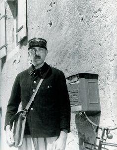 jacques tati french postman