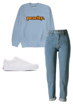 """""""Untitled #116"""" by xxkaterinaxx on Polyvore featuring Vans"""