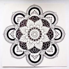 Mandala design #mandala #drawing #art