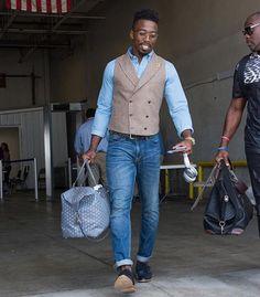 Black Boys, Black Men, Tyrod Taylor, Well Dressed Men, Types Of Fashion Styles, Jeans, Street Wear, Menswear, Men Casual