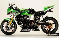 RCM-195 / Ninja Sports Package Ninja, Moto Car, Kawasaki Motorcycles, Super Bikes, Vintage Bikes, Street Bikes, Cool Bikes, Ducati, Motorbikes