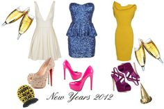 """New years 2012"" by sheofmedia on Polyvore"
