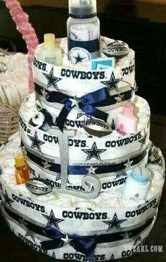 Diaper cake if boy