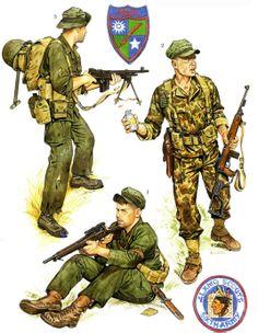Merrill's Marauders, 5307th Composite Unit (Provisional), Rangers