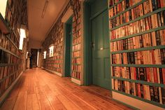Looking for an erudite, eccentric experience? Visit Bethulie's Royal Hotel, read one of its many thousands of books and meet its fascinating owner. Exterior Design, Interior And Exterior, Home Libraries, Close To Home, Africa Travel, Dream Rooms, Humble Abode, Country Life, The Places Youll Go