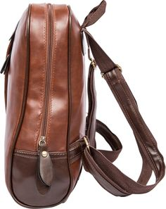 APE Leatherite Women's Handbag - Brown