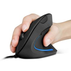 Anker USB Ergonomic Wired Optical Mouse for sale online Mac Os, Desktop Computers, Gaming Computer, Computer Mouse, Computer Setup, Linux, Usb, Drones, Electronic Gifts For Men