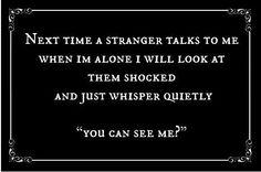 Practical jokes on strangers.