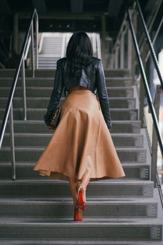 """At about $700 a pair, Louboutins don't come cheap. But the fact that a luxury brand is recognizing brown women is still a big deal. 