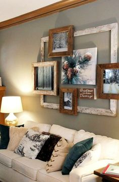 Excellent Nouvelle Rustic Parlor Style Picture Frames The Post Eared First On 99 Decor Natashja Isted