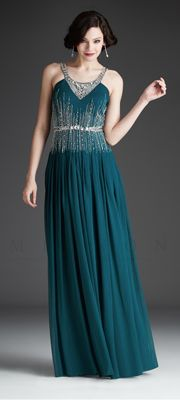 1920s Downton Abbey Style Dress - in Teal $598.00 #DowntonAbbey http://www.vintagedancer.com/1920s/1920-downton-abbey-inspired-clothing/