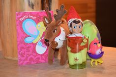 The Elf on the Shelf - Happy Easter, Love Doe & Petals