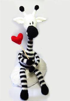 zibraff amigurumi zebra giraffe more zibraff amigurumi amigurumi