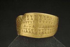 Viking age / Gold ring / Gotland